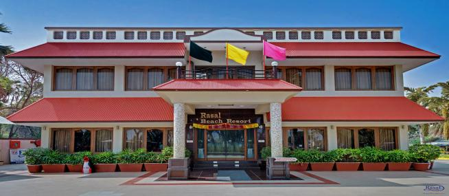 Rasal Beach Resort, Diu